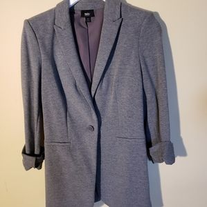 Mossimo Gray Soft Jacket xs